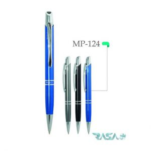 hanofer metal pen code 124