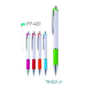 hanofer plastic pen code 420