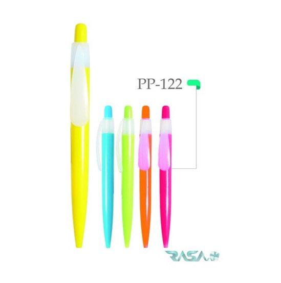 hanofer promotional plastic pen code 122