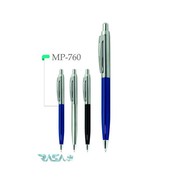 hanofer metal pen code 760