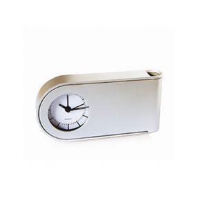 ساعت تبلیغاتی رومیزی دماسنج دار