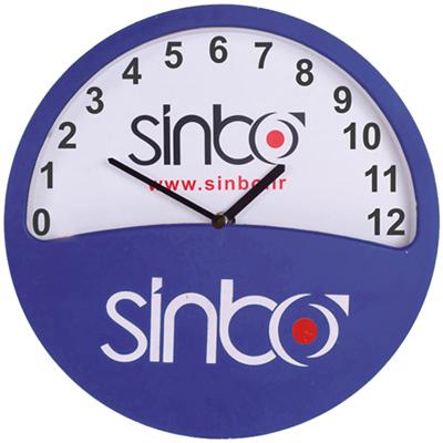 advertising clock