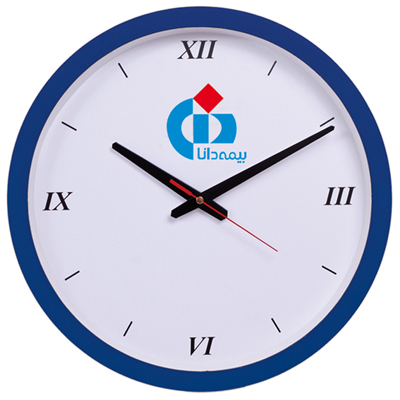 advertising clock