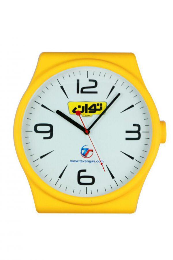 advertising clock soren
