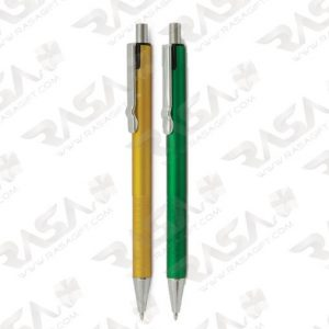 portok advertising metal pen
