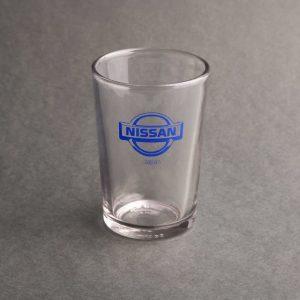 ماگ تبلیغاتی بدنه شیشه ای