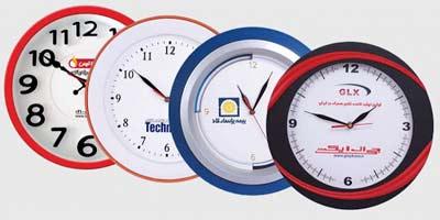 تولید ساعت تبلیغاتی