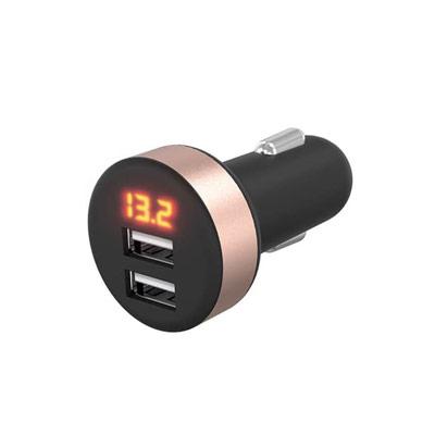 شارژر فندکی نمونه ای از انواع هدایای تبلیغاتی برای خودرو